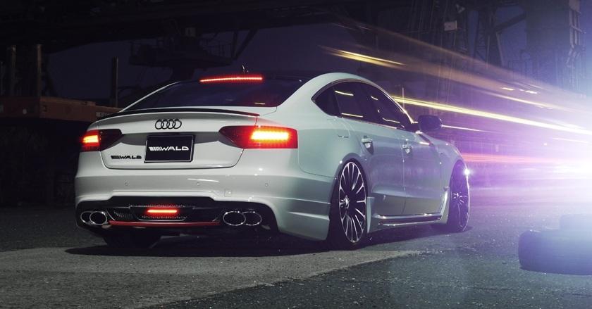 Sports Line Body Kit For Audi A5 Sportback 2015 Wald