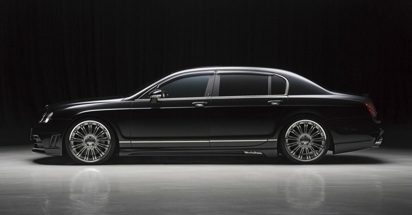 'Black Bison Edition' Bentley Continental Flying Spur ~'2013 | WALD