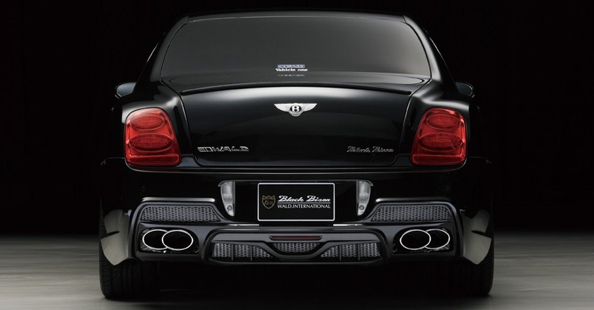 Black Bison Edition Bentley Continental Flying Spur