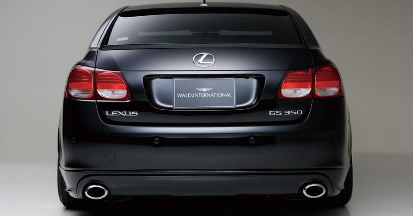 Executive Line Lexus Gs 2008 Wald