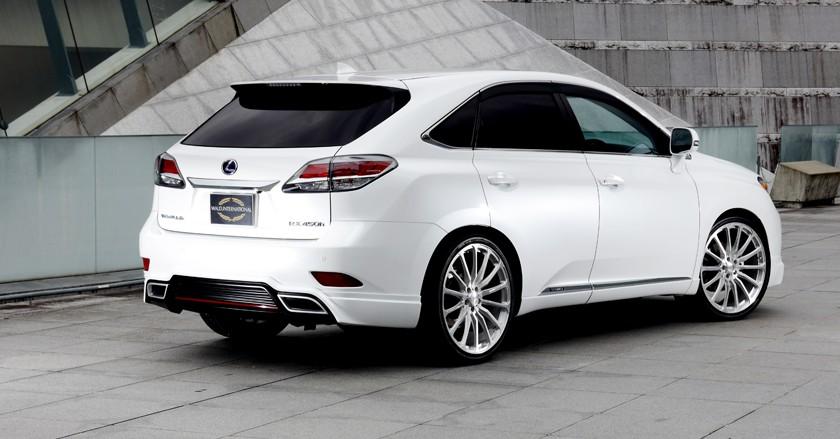 Lexus F Sport >> Lexus RX body-kits | WALD Ukraine