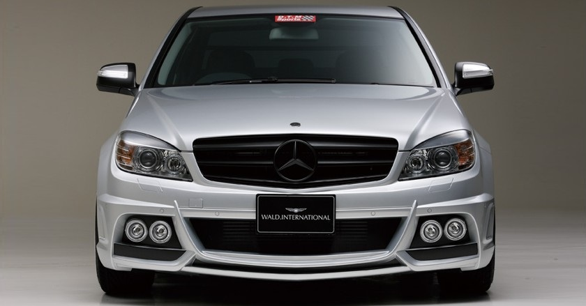 'Black Bison Edition' body-kit for Mercedes-Benz C-class ...