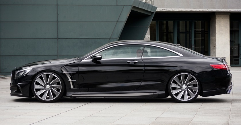 39 black bison edition 39 body kit for mercedes benz s class coupe c217 wald ukraine - Mercedes c class coupe body kit ...