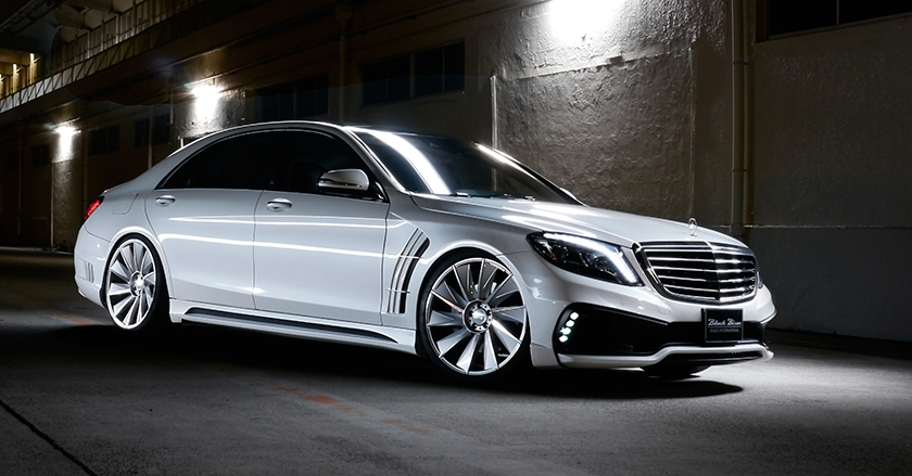 Mercedes S  Pictures