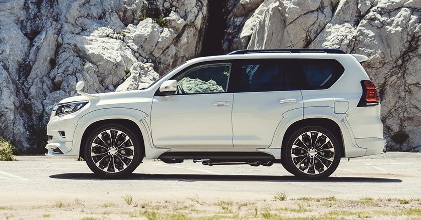 Black Bison Edition' Toyota Land Cruiser 150 Prado ~'2013 | WALD